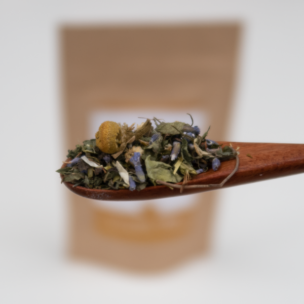 Lavender Bliss on a Spoon