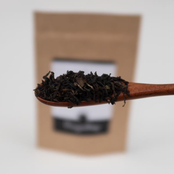 Darjeeling Tea on a Spoon